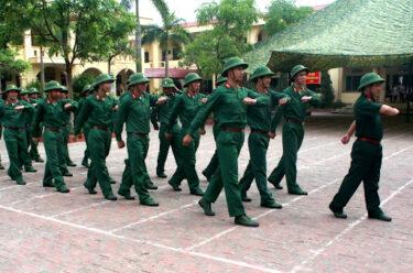 ベトナムの徴兵制度と実情
